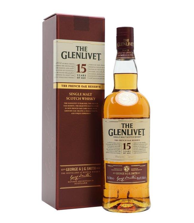 The Glenlivet 15 yr French Oak