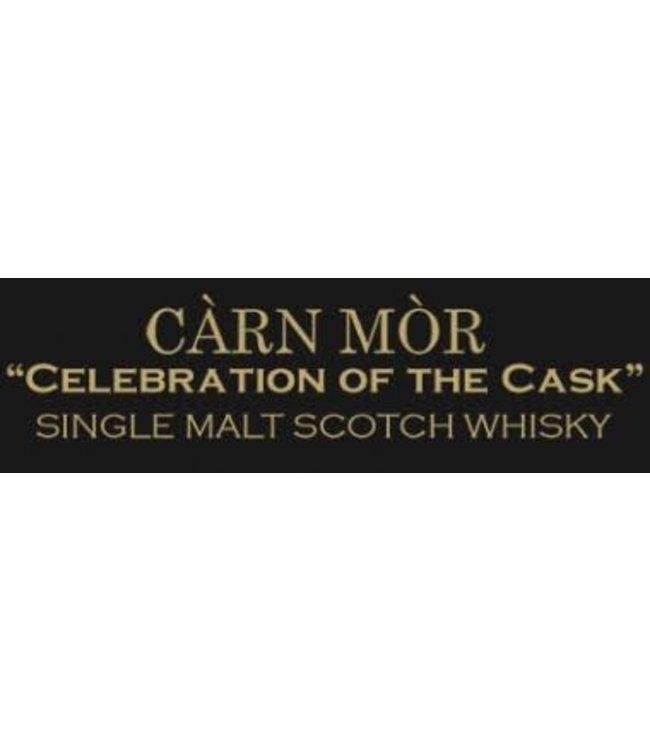 Carn Mor Ardmore 2008 Celebration Cask