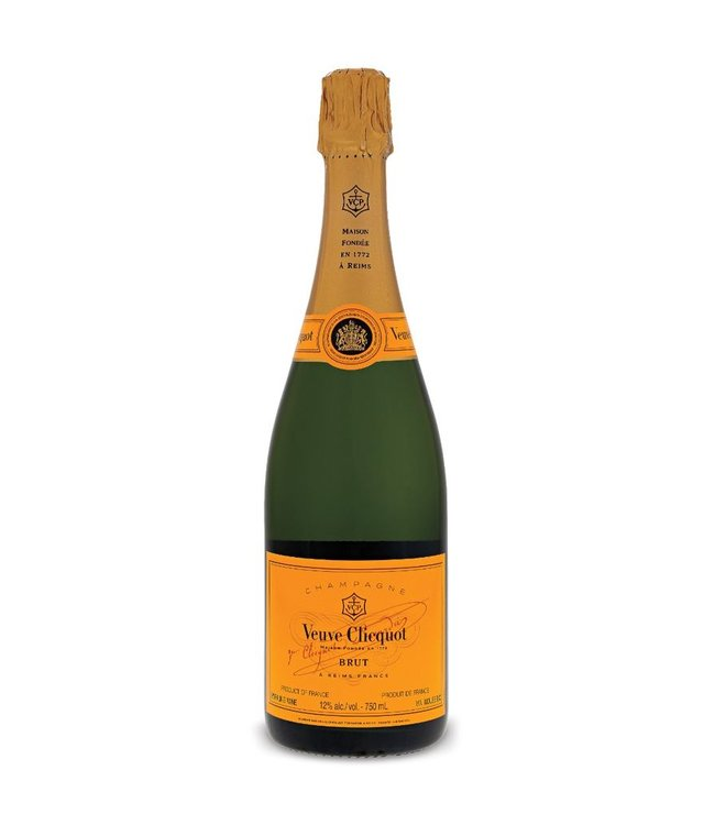 Bubbles NV Veuve Clicquot Brut