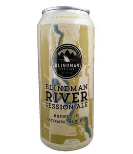 Blindman River Session Ale - 500ml