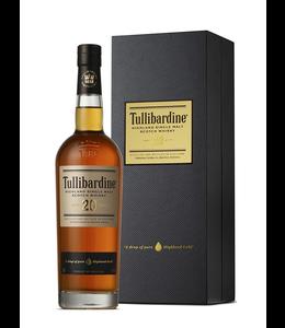 Tullibardine 20 yr Old