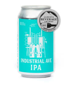 Medicine Hat Brewing Co. Industrial Ave IPA - 6 Pak Cans