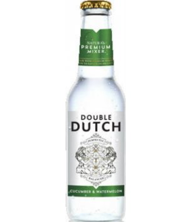Double Dutch Cucumber & Watermelon Tonic