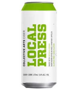 Collective Arts - Local Press Cider - 500ml