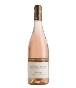 Rose Ferraton Cotes du Rhone Rose