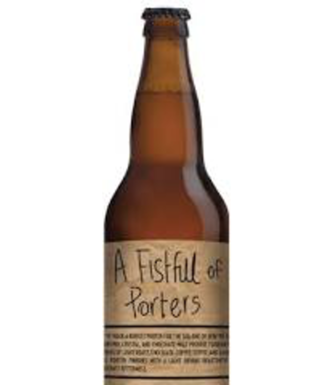 Alley Kat Fistful of Porters - 650ml