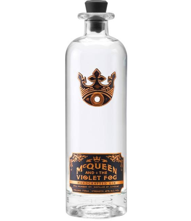 McQueen & The Violet Fog - Gin