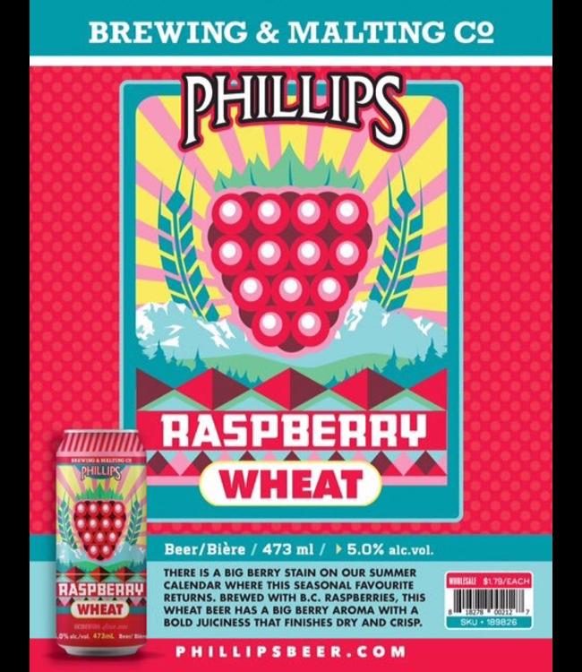 Phillips Raspberry Wheat Ale - 500ml