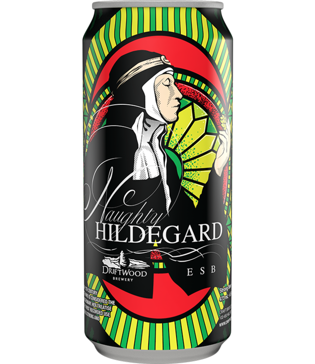 Driftwood - Naughty Hildegard - 473ml