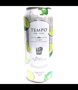 Tempo Gin Lime Soda