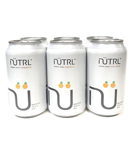 Nutrl Vodka Soda - Pineapple