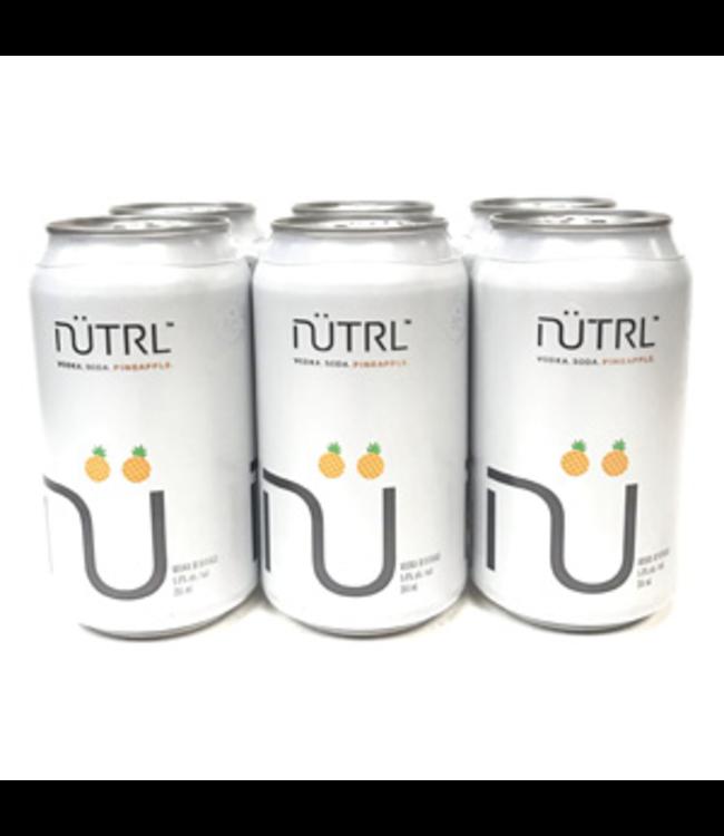 Nutrl Vodka Soda - Pineapple