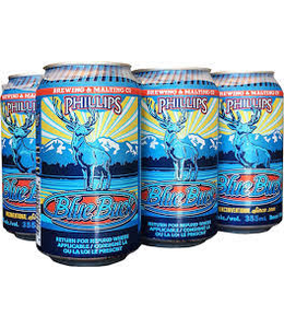 Phillips Blue Buck Ale 6-Pack Cans