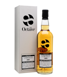 Blended Malt Octaves - Auchindoun 2008
