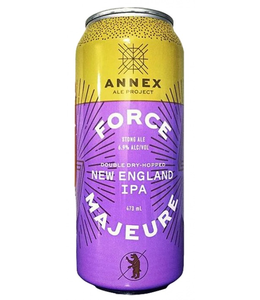 Annex - Force Majeure IPA - 473ml