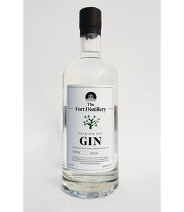 The Fort Distillery Premium Dry Gin