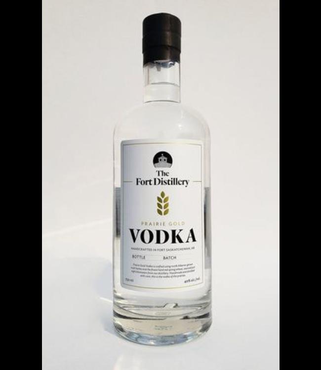 The Fort Distillery Prairie Gold Vodka