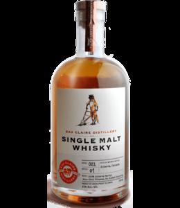 Eau Claire Single Malt Whisky Batch 2