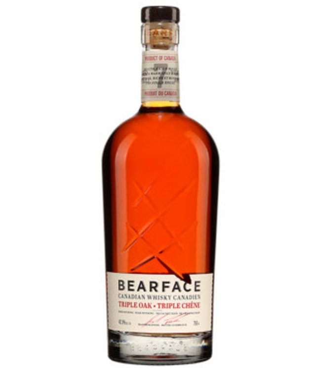 Whisky Bearface 7 Yo Triple Oak