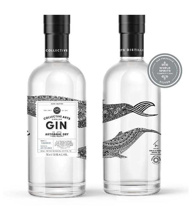 Collective Arts - Artisanal Dry Gin