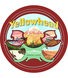 Yellowhead Brewing Highway 16 Lager - 473ml