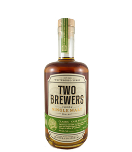 Canadian Whisky Two Brewers Single Malt - Release 10