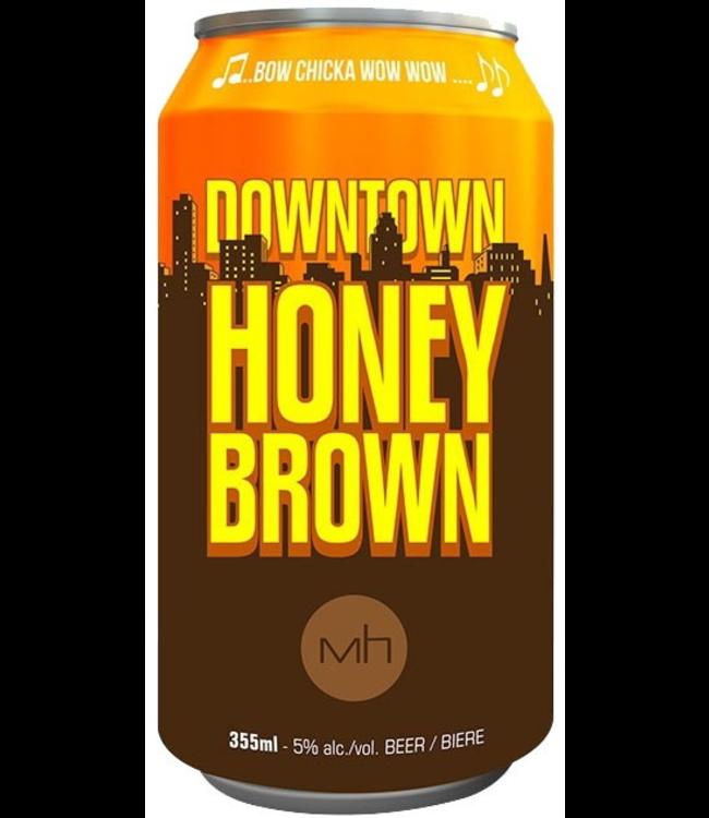 Downtown Honey Brown - 6Pak