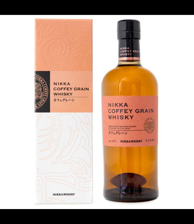 Japanese Whisky Nikka Coffey Grain