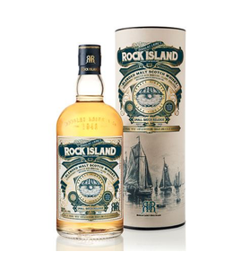 Blended Malt Rock Island