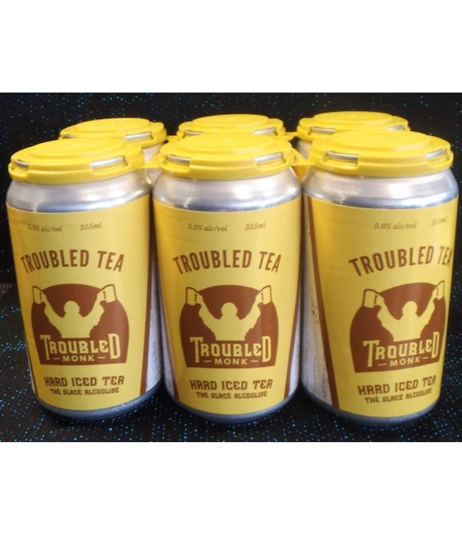Troubled Monk Hard Iced Tea - 6 Pak