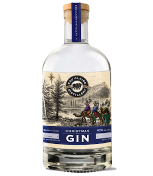 Eau Claire Christmas Gin