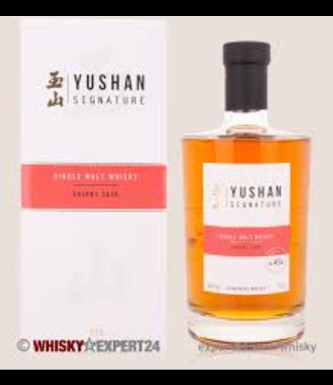 Yushan Sherry Barrel