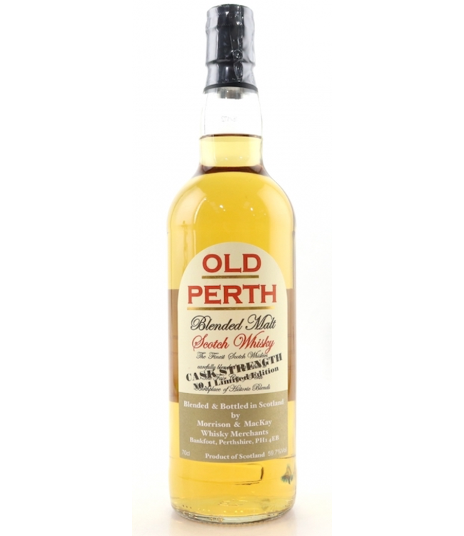 Old Perth Cask Strength