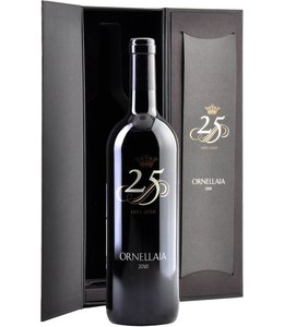 Vintage Keeper Ornellaia 2010 25th Anniversary