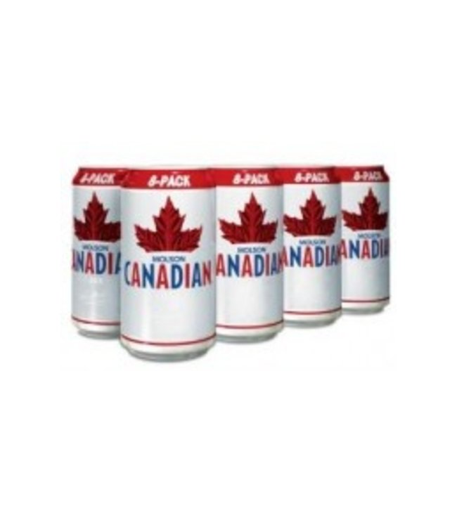 Molson Canadian - 8 Pak Cans
