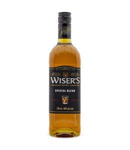 Canadian Whisky Wiser's Special Blend