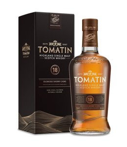Tomatin 18 yr old