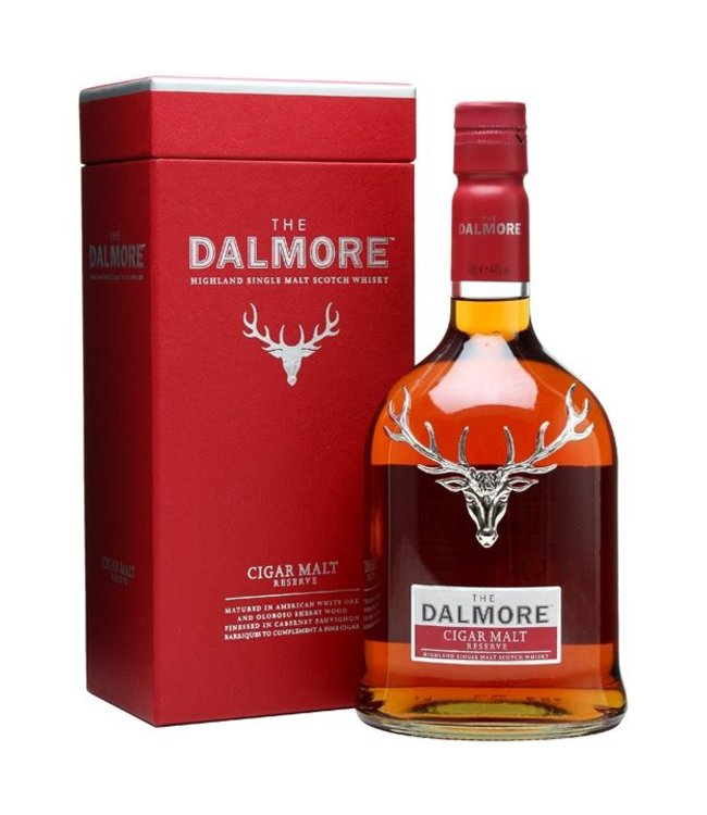 The Dalmore Cigar Malt