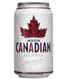 Molson Canadian - 6-Pack Cans