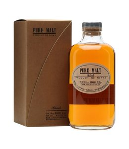 Japanese Whisky Nikka Pure Malt - Black