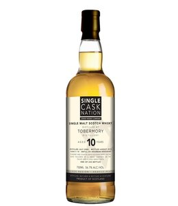 Single Cask Nation - Tobermory Ledaig