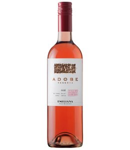 Emiliana Adobe Syrah Rose