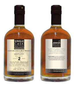 Single Cask Nation - Westland Single Malt