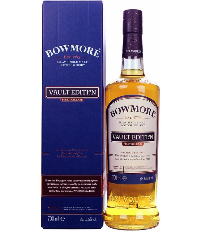 Bowmore Vault Edition No.1