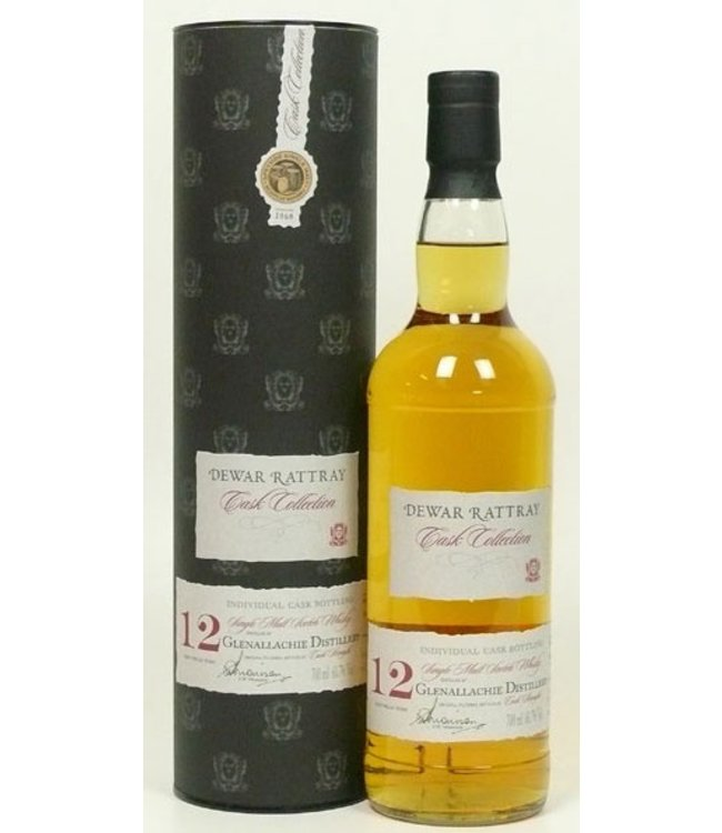 A.D Rattray Glenallachie - 12 year old