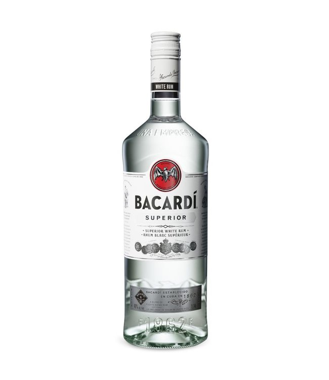 Bacardi Superior - White