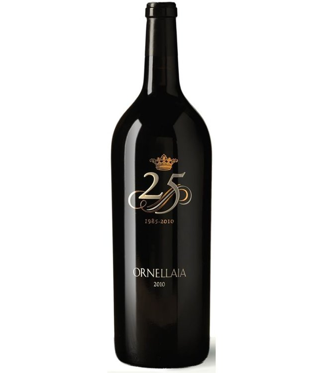 Vintage Keeper Ornellaia 2010 25th Anniversary - 1.5L