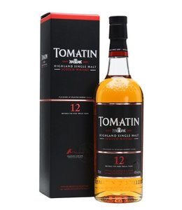 Tomatin 12 yr old