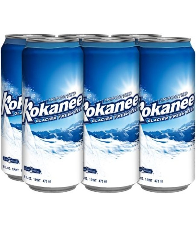 Kokanee - 6-Pack Tall Cans