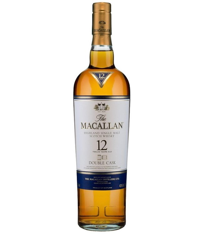 The Macallan 12yr Double Cask